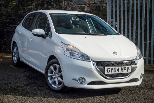 USED 2014 64 PEUGEOT 208 1.4 E-HDI ACTIVE 5d 68 BHP
