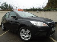 2010 FORD FOCUS 1.6 STYLE 5d 100 BHP £3299.00