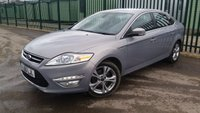 USED 2011 60 FORD MONDEO 2.0 TITANIUM X TDCI 5d 138 BHP SATNAV LEATHER CRUISE BLUETOOTH CLIMATE SATELLITE NAVIGATION. GREY MET WITH BLACK PART LEATHER TRIM. ELECTRIC HEATED AND COOLING SEATS. CRUISE CONTROL. 17 INCH ALLOYS. COLOUR CODED TRIMS. PARKING SENSORS. BLUETOOTH PREP. CLIMATE CONTROL WITH AIR CON. R/CD PLAYER. AGE/MILEAGE RELATED SALE. P/X CLEARANCE CENTRE LS23 7FQ TEL 01937 849492 OPTION 3