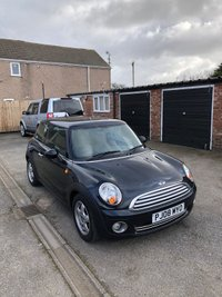 2008 MINI HATCH ONE