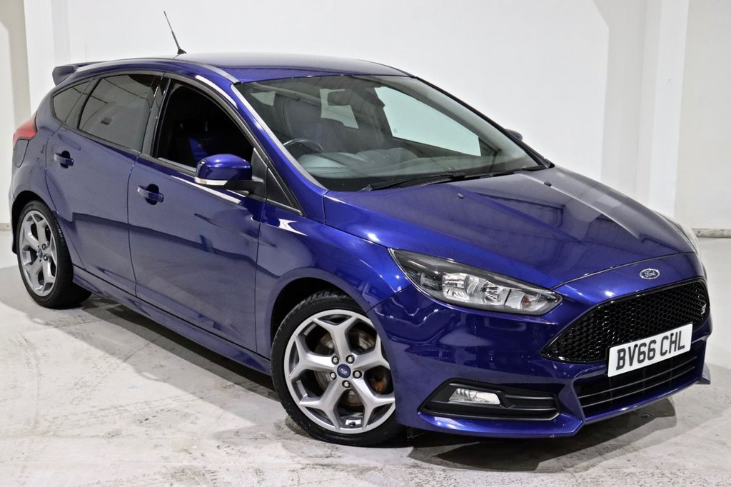 USED 2016 66 FORD FOCUS 2.0 ST-2 TDCI 5d 183 BHP