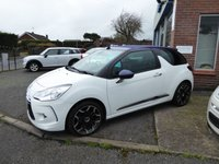 USED 2013 13 CITROEN DS3 1.6 DSTYLE PLUS 3d 120 BHP