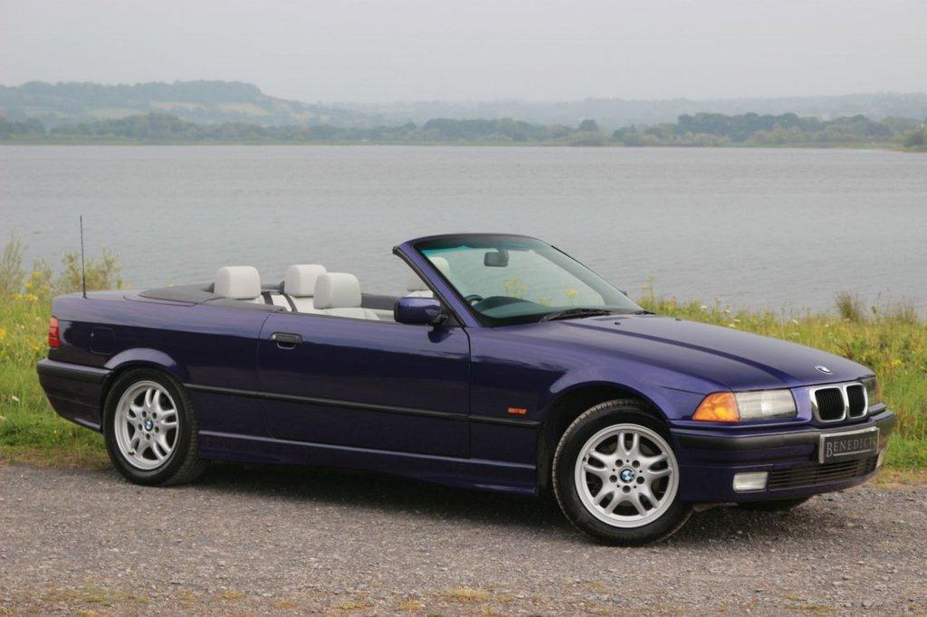 USED 1998 S BMW 3 SERIES 1.8 318I 2d 114 BHP