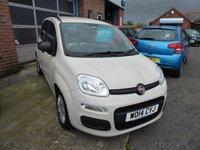 2014 FIAT PANDA 1.2 EASY 5d 69 BHP £3995.00