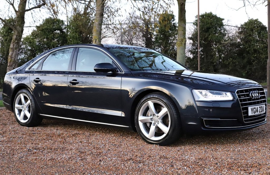 View our AUDI A8