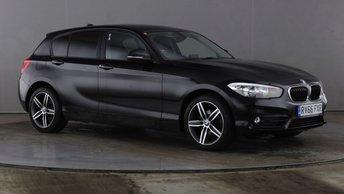 2016 BMW 1 SERIES 1.5 118I SPORT 5d 134 BHP £12100.00