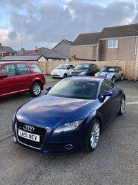 2010 AUDI TT 2.0 TFSI QUATTRO SPORT 2d 211 BHP £6995.00
