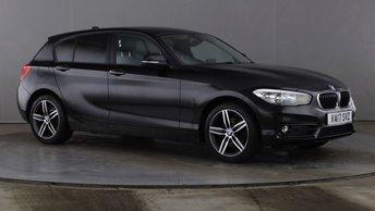 2017 BMW 1 SERIES 1.5 116D SPORT 5d 114 BHP £12250.00
