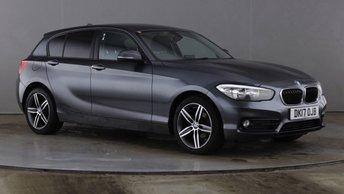 2017 BMW 1 SERIES 1.5 118I SPORT 5d 134 BHP £12590.00