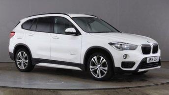 2016 BMW X1 2.0 XDRIVE 20D SPORT 5d 188 BHP £16790.00