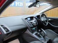 USED 2012 12 FORD FOCUS 1.6 TITANIUM X 5d 148 BHP FSH,BLUETOOTH, AUX/USB INPUT