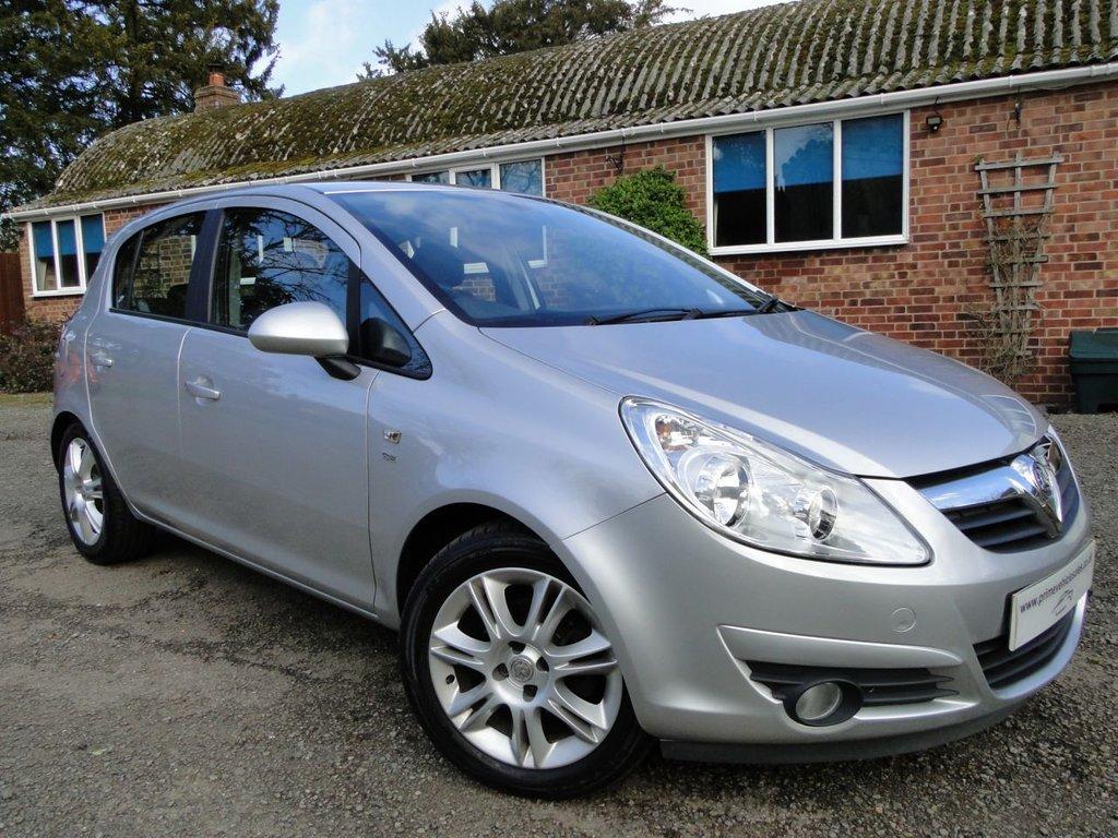 USED 2010 10 VAUXHALL CORSA 1.2 16v SE 5dr Full Vauxhall History