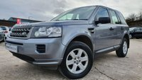USED 2013 13 LAND ROVER FREELANDER 2 2.2 TD4 GS 5d 150 BHP 2KEYS+CLIMATE+17ALLOYS+MEDIA+BLUE+LEATHER+METALLIC+PARKING+ELEC+