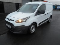 2015 FORD TRANSIT CONNECT 1.6 220 DCB 94 BHP CREW CAB 5 SEATER 73000 MILES NO VAT £7991.00
