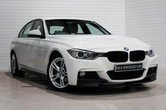 2014 14 BMW 3 SERIES 2.0 320D M SPORT (SAT NAV)