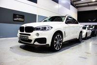 2017 BMW X6 3.0 XDRIVE30D M SPORT 4d 255 BHP £33991.00