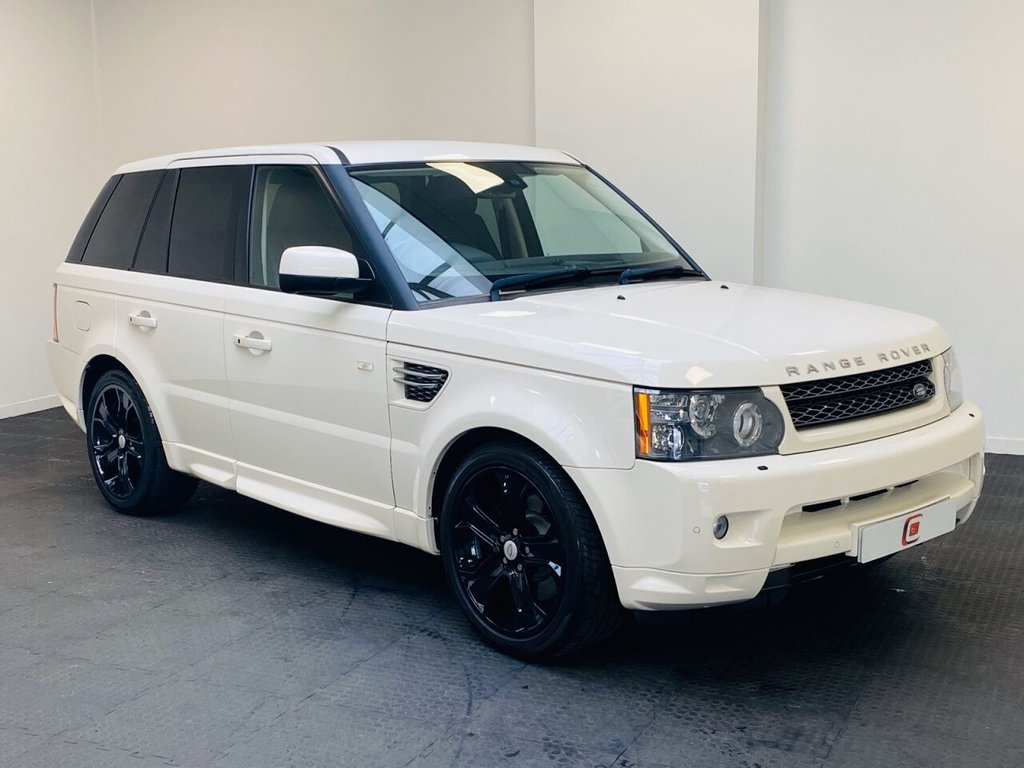USED 2010 R LAND ROVER RANGE ROVER SPORT 3.0 TDV6 HSE 5d 245 BHP BEST COLOUR + FULLY COLOUR CODED BODY + ONLY 44K MILES + FULL HISTORY