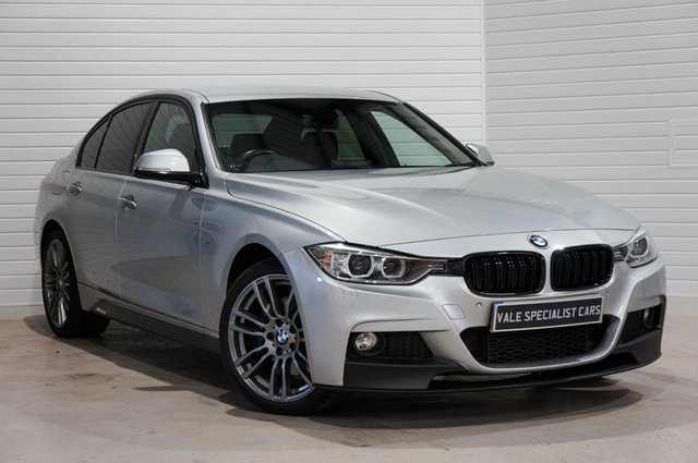 2015 15 BMW 3 SERIES 2.0 320D XDRIVE M SPORT (PRO MEDIA / M SPORT PLUS)