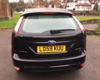USED 2009 59 FORD FOCUS 1.8 ZETEC 5d 125 BHP