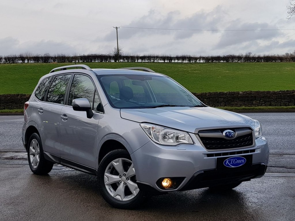 USED 2016 65 SUBARU FORESTER 2.0 I XE PREMIUM 5d 148 BHP LOW MILES, LOVELY EXAMPLE, TOP SPEC PREMIUM AUTO