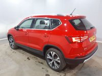 USED 2017 17 SEAT ATECA 1.6 TDI ECOMOTIVE SE TECHNOLOGY 5DR 1 OWNER 114 BHP FULL SERVICE HISTORY + £30 12 MONTHS ROAD TAX + SATELLITE NAVIGATION + PARKING SENSOR + BLUETOOTH + CRUISE CONTROL + CLIMATE CONTROL + MULTI FUNCTION WHEEL + ELECTRIC WINDOWS + ELECTRIC/HEATED DOOR MIRRORS + ALLOY WHEELS