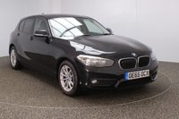 USED 2016 65 BMW 1 SERIES 1.5 116D ED PLUS 5DR SAT NAV 1 OWNER 114 BHP FULL SERVICE HISTORY + FREE 12 MONTHS ROAD TAX + SATELLITE NAVIGATION + PARKING SENSOR + BLUETOOTH + CRUISE CONTROL + AIR CONDITIONING + MULTI FUNCTION WHEEL + DAB RADIO + PRIVACY GLASS + ELECTRIC WINDOWS + RADIO/CD/AUX/USB + ELECTRIC MIRRORS + 16 INCH ALLOY WHEELS