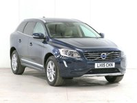 USED 2015 15 VOLVO XC60 2.4 D5 SE Lux Nav Geartronic AWD 5dr ***** £5,425 of EXTRAS *****