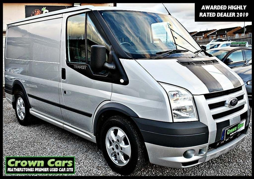 USED 2011 61 FORD TRANSIT 2.2 TDCi 260 Sport Low Roof Sport Van S 5dr (EU5, SWB) BEAUTIFULLY MAINTAINED EXAMPLE