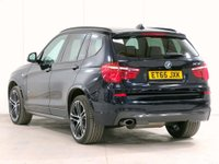 USED 2016 65 BMW X3 2.0 20d M Sport Sport Auto xDrive 5dr ***** £6,425 of EXTRAS *****