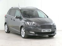 USED 2017 17 FORD GRAND C-MAX 2.0 TDCi Titanium X Powershift (s/s) 5dr (Nav) ***** £1,195 of EXTRAS *****