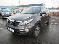 2011 KIA SPORTAGE 1.7 CRDI 3 5d 114 BHP £7495.00