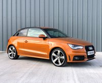 2015 AUDI A1 2.0 TDI BLACK EDITION 3d 143 BHP £12495.00
