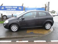 USED 2013 13 FIAT PUNTO 1.2 EASY 3d 69 BHP Low Mileage Only 41,000 Miles. New MOT & Full Service Done on purchase + 3 Months Russell Ham Quality Warranty . All Car's Are HPI Clear . Finance Arranged - Credit Card's Accepted . for more cars www.russellham.co.uk  + Spare Key & Owner's Book Pack.