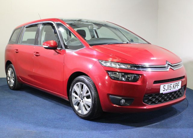 USED 2015 15 CITROEN C4 GRAND PICASSO 1.6 E-HDI SELECTION 5d 113 BHP