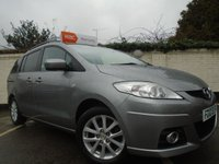 2010 MAZDA 5 1.8 TAKARA 5d 115 BHP *ONE OWNER CAR FROM NEW* £4499.00