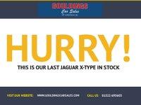 USED 2008 58 JAGUAR X-TYPE 2.2 SE 5d 145 BHP