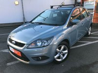 USED 2009 58 FORD FOCUS 1.6 ZETEC 5d 100 BHP ONLY ONE OWNER FROM NEW !!