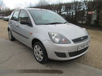 2008 FORD FIESTA 1.2 STYLE 16V 5d 78 BHP £2199.00