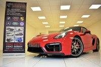 USED 2015 15 PORSCHE BOXSTER 3.4 GTS PDK