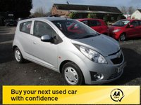 USED 2010 60 CHEVROLET SPARK 1.2 LS 5d 80 BHP LOW MILEAGE LOW TAX AND INSURANCE