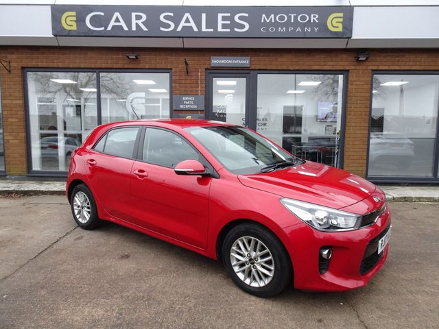 USED 2017 17 KIA RIO 1.2 2 5d 82 BHP FULL KIA SERVICE HISTORY, 5 YEAR WARRANTY REMAINING, REVERSE CAMERA, DAB RADIO, BLUETOOTH, 5 STAR RATED DEALERSHIP - BUY WITH CONFIDENCE!