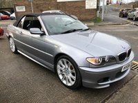 2006 BMW 3 SERIES 2.0 320CD M SPORT 2d 148 BHP £2995.00