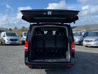 USED 2016 66 MERCEDES-BENZ VITO 2.1 116 BLUETEC AC AUTO TOURER SELECT 163 BHP EURO 6 LONG LWB BLUETEC LWB, AUTO, EURO 6, AC, LEATHER, 9 SEATS,HIGH SPEC, FDSH
