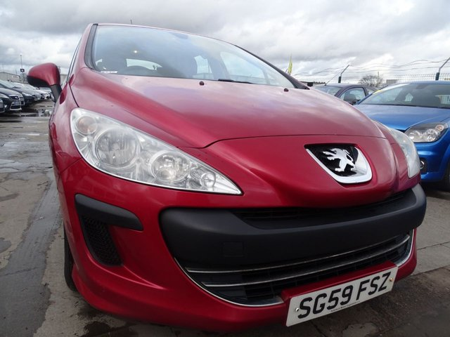 USED 2009 59 PEUGEOT 308 1.6 XE HDI 5d 89 BHP DRIVES A1