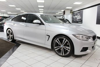 2016 BMW 4 SERIES GRAN COUPE