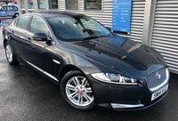 2014 JAGUAR XF 2.2 D LUXURY 4d 163 BHP £11980.00