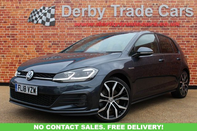 VOLKSWAGEN GOLF at Derby Trade Cars