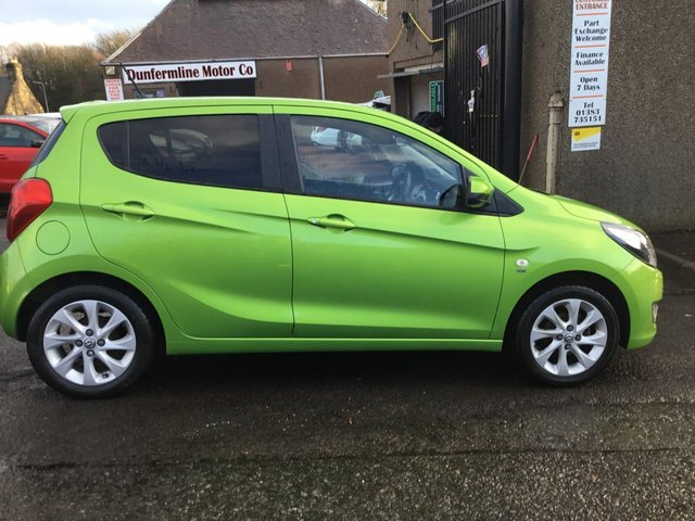 USED 2015 15 VAUXHALL VIVA 1.0 SL 5d 74 BHP ++VEHICLE NOW Reserved ++