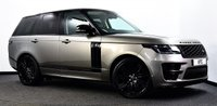 USED 2018 18 LAND ROVER RANGE ROVER 3.0 TD V6 Vogue Auto 4WD (s/s) 5dr Full SVO Body Kit, Pan Roof +