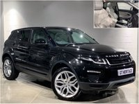 2017 LAND ROVER RANGE ROVER EVOQUE TD4 SE TECH [HUGE SPEC] £23997.00